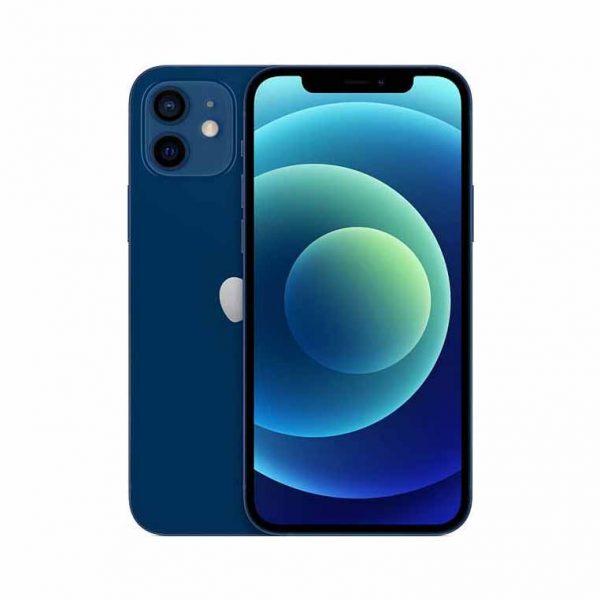 iPhone 12 – 5G-smartphone 256 GB (blå)