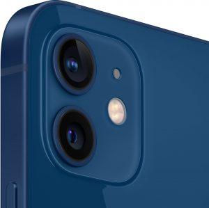 iPhone 12 – 5G-smartphone 64 GB (blå)