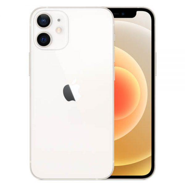 iPhone 12 – 5G-smartphone 256 GB (vit)