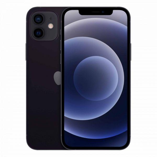 iPhone 12 – 5G-smartphone 256 GB (sortera)