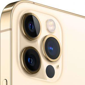 iPhone 12 Pro – 5G-smartphone 128 GB (guld)