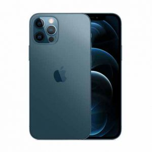 iPhone 12 Pro – 5G-smartphone 128 GB (Pacific Blue)