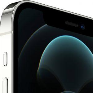 iPhone 12 Pro – 5G-smartphone 512GB (silver)