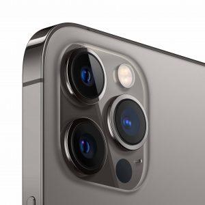 iPhone 12 Pro Max – 5G-smartphone 128GB (grafit)