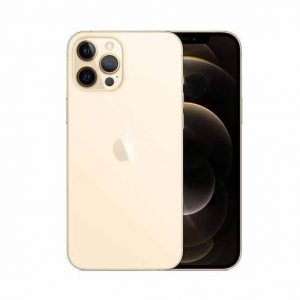 iPhone 12 Pro Max – 5G-smartphone 256 GB (guld)