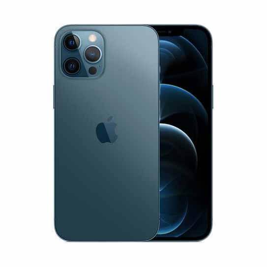 iPhone 12 Pro Max – 5G-smartphone 128GB (Pacific Blue)