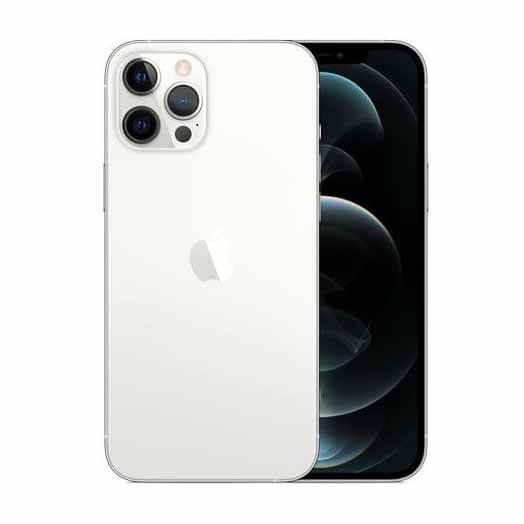 iPhone 12 Pro Max – 5G-smartphone 256 GB (silver)