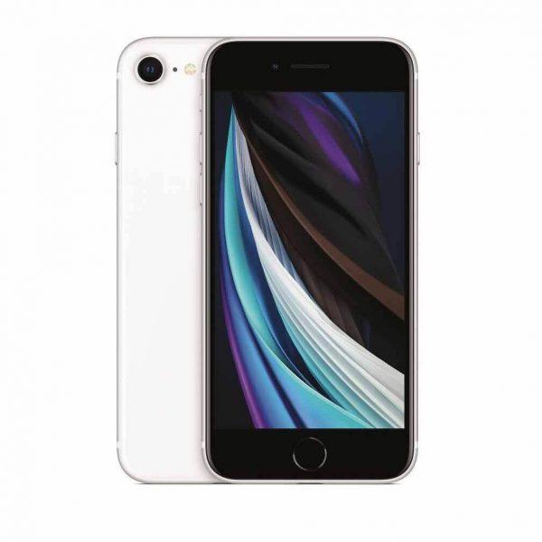iPhone SE 256 GB (vit)