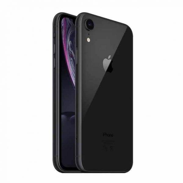 iPhone XR 64 GB (svart)