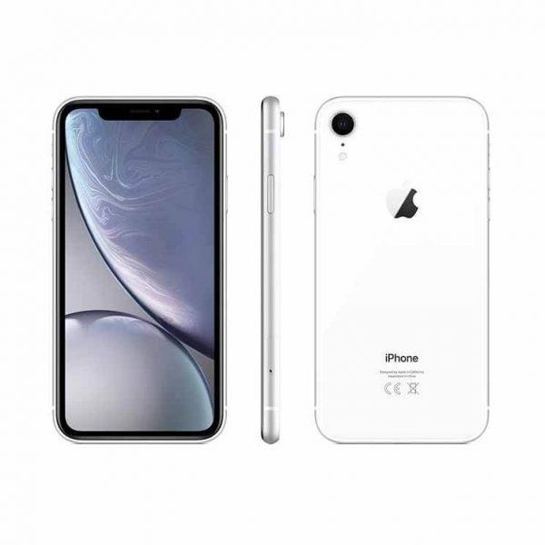 iPhone XR 64GB (vit)